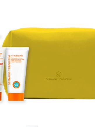 PROMO Golden Caresse Advanced Cream SPF50 + Icy Pleasure